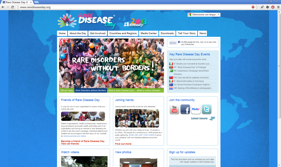 www.rarediseaseday.org