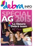 Debra Info numéro 72 Spécial AG est disponible