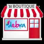 La boutique DEBRA est de Retour