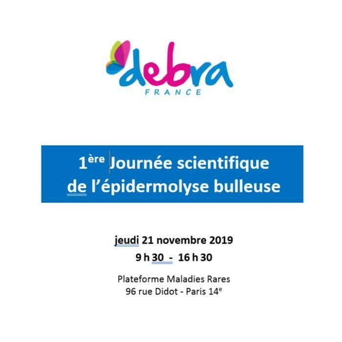 DEBRA organise sa 1ère journée scientifique