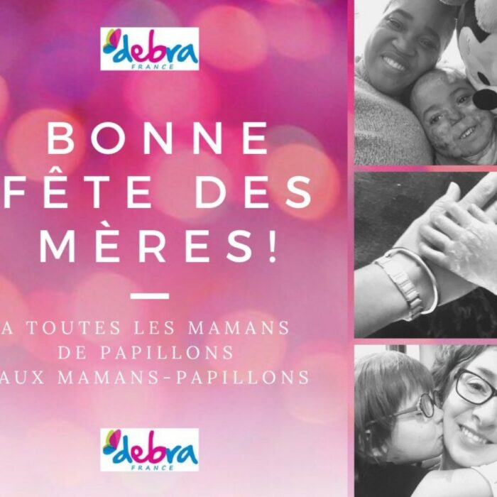 Bonne fête à toutes les mamans !