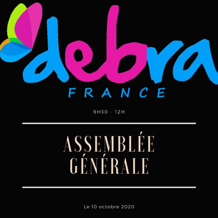 Assemblée Générale en visio samedi 10 octobre 2020 à 9h30