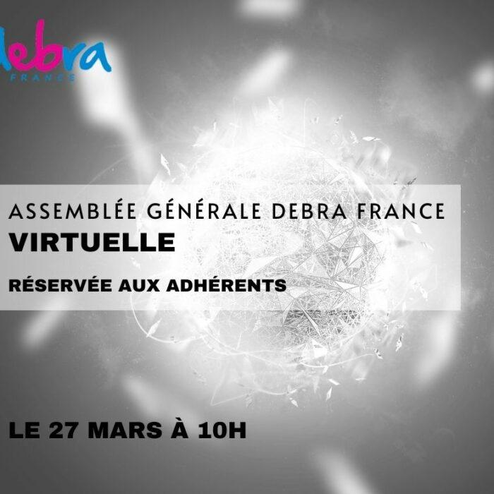 Convocation Assemblée Générale de Debra France