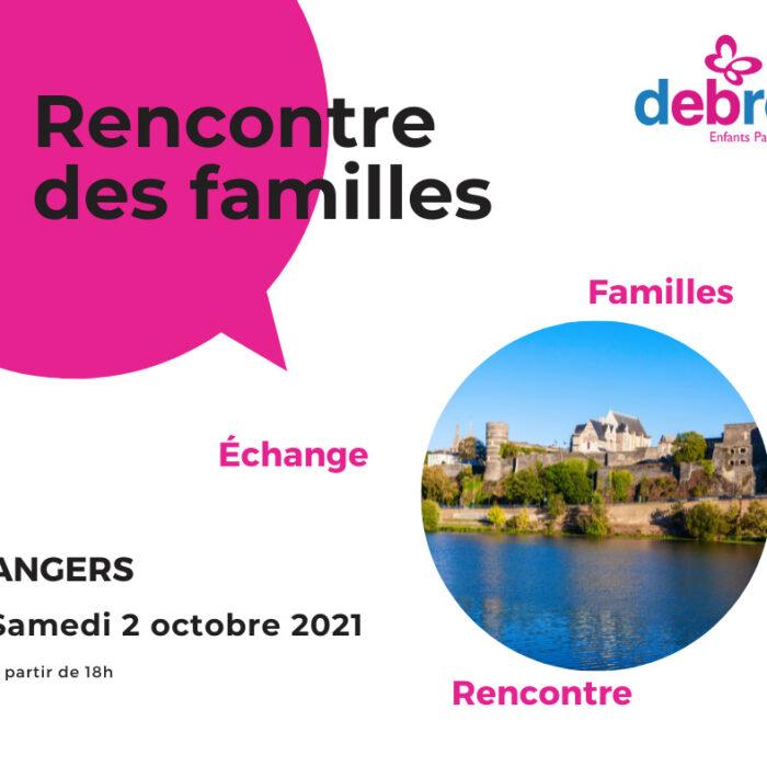 Rencontre des familles 2021
